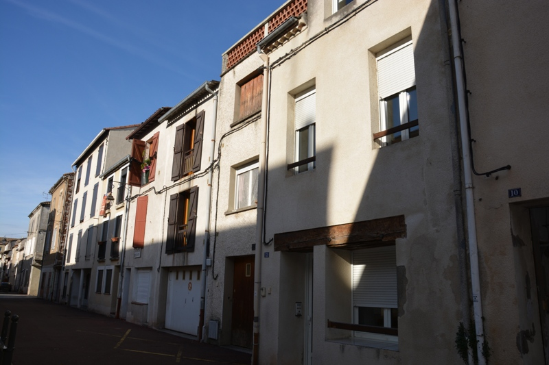 IMMEUBLE 3 APPARTEMENTS LOUES
